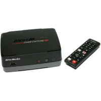 Карта видеозахвата AVerMedia внешний USB/S-Video/RCA PDU Stand alone capture Box Game Capture HD