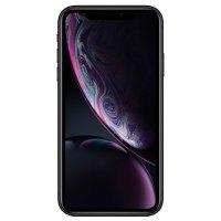 Смартфон Apple iPhone XR 64GB черный MRY42RU/A