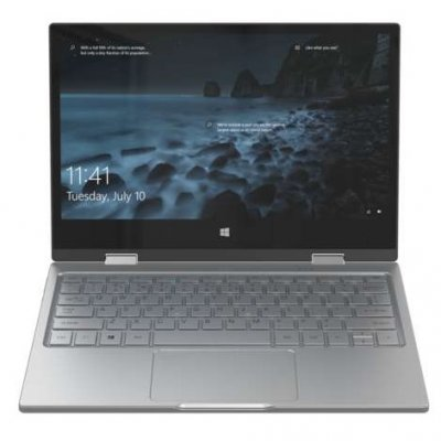 "Ноутбук Irbis 11,6"" Silver, Windows 10 NB112"