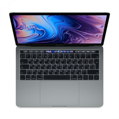 Ноутбук Apple MacBook Pro 13 with Touch Bar - Space Gray Z0V7/12 / Z0V7000L6
