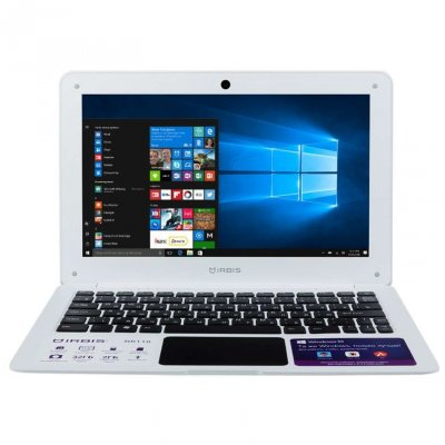 "Ноутбук Irbis 11,6"" White, Windows 10 NB110W"
