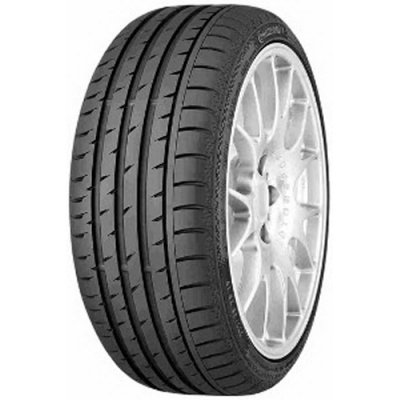 Летняя шина Continental 275/35 R20 CONTISPORTCONTACT 3 102Y 357907