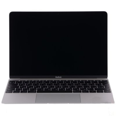 Ноутбук Apple MacBook 12-inch Mid 2017 Silver MNYH2RU/A