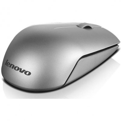 Мышь Lenovo 500 Wireless Compact Precision Mouse - Frost Silver GX30N81756