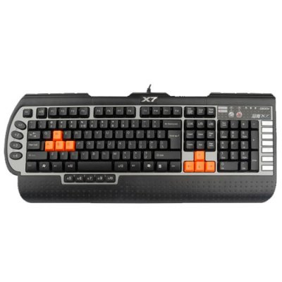 Клавиатура A4Tech 3x Fast Gaming USB G800V