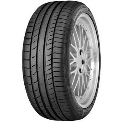 Летняя шина Continental 285/45 R21 ContiSportContact 5P 109Y 356480